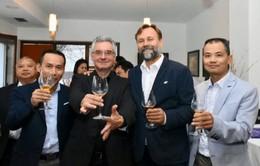 Nghị sĩ châu Âu gặp gỡ các Đại sứ Việt Nam trong nhóm V4