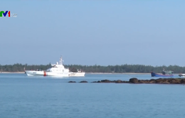 Tàu cá và 6 ngư dân Quảng Ngãi gặp nạn đã về bờ an toàn