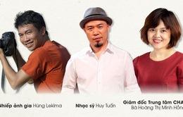 """Cất cánh tháng 7: Sẵn sàng cùng nhạc sĩ Huy Tuấn và """"kẻ săn rác"""" Hùng Lekima!"""