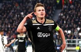 """CHÍNH THỨC: Juventus hoàn tất hợp đồng """"bom tấn"""" Matthijs de Ligt"""