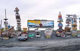 Vùng cực Bắc lạnh nhất trên Trái Đất ghi nhận mức nhiệt cao kỷ lục