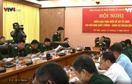 Thượng tướng Nguyễn Chí Vịnh nói về các sự kiện trong năm ASEAN 2020