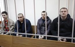 Tòa án Nga gia hạn giam giữ 6 thủy thủ Ukraine
