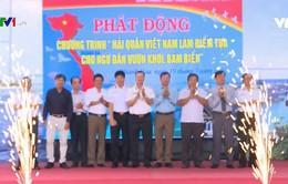 Hải quân Việt Nam làm điểm tựa cho ngư dân
