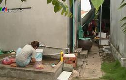Đồng Tháp: Hàng trăm hộ dân phải sử dụng nước sông không qua xử lý
