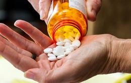 Mỹ: Số ca tử vong do dùng thuốc quá liều có xu hướng giảm