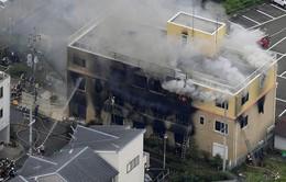 Vụ cháy xưởng phim ở Nhật Bản: Cú giáng mạnh vào ngành công nghiệp hoạt hình