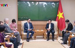 Đề nghị ADB tiếp tục hỗ trợ Việt Nam tiếp cận các nguồn vốn