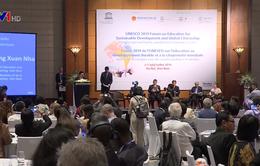 Hơn 100 quốc gia tham dự Diễn đàn giáo dục vì sự phát triển bền vững và công dân toàn cầu