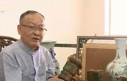 Người đàn ông lưu giữ vết tích người Việt cổ