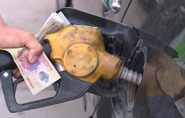 Giá xăng dầu tăng trở lại sau 3 lần giảm liên tiếp