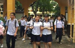 TP.HCM công bố điểm chuẩn vào lớp 10 sớm hơn 1 tuần