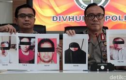 Thủ lĩnh nhóm khủng bố nguy hiểm nhất Indonesia sa lưới