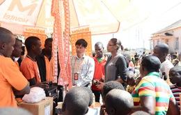 Viettel tại Mozambique được World Bank chọn làm đối tác cho dự án 20,5 triệu USD