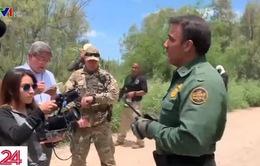 Tranh cãi xung quanh tình hình biên giới Mỹ - Mexico