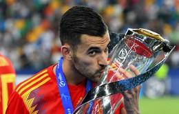 Tottenham chi 50 triệu Euro mua sao U21 Tây Ban Nha trong màu áo Real Madrid