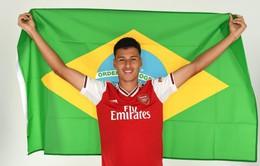 Không phải Zaha, đây mới là tân binh đầu tiên của Arsenal Hè này