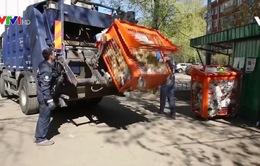 Moscow, Nga bắt đầu chiến dịch phân loại rác thải