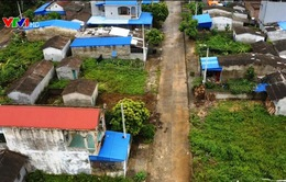 Khu tái định cư bỏ hoang tại Thái Nguyên