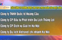Vietravel Hà Nội bị Nhật Bản đình chỉ khỏi danh sách đại diện xin visa