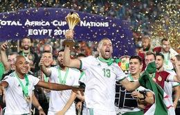 Vượt qua Senegal trong trận chung kết, Algeria vô địch AFCON 2019