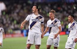 VIDEO: 37 tuổi, Ibrahimovic vẫn có thể ghi bàn siêu đẹp mắt tại MLS