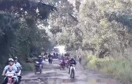 Đồng Nai: Nhiều tuyến đường xuống cấp nghiêm trọng