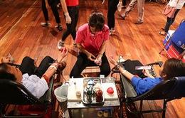 Bắc Ninh: Tiếp nhận hơn 2.300 đơn vị máu tại Hành trình Đỏ 2019