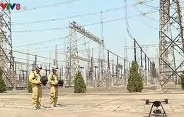 Bảo vệ lưới điện quốc gia trước các vụ cháy rừng liên tiếp
