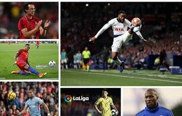 TỔNG HỢP Chuyển nhượng bóng đá châu Âu ngày 22/7: Man Utd lại từ chối Inter Milan, Tottenham rao bán Danny Rose