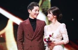 Hậu ly hôn, Song Hye Kyo xóa sạch ảnh chung với Song Joong Ki