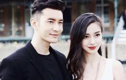 Bị đồn ly hôn, Angelababy chúc mừng sinh nhật Huỳnh Hiểu Minh công khai trên mạng xã hội