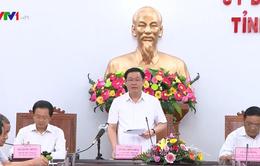 """""""Bình Định cần cải cách thủ tục hành chính, môi trường đầu tư kinh doanh"""""""