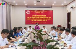 Đổi mới công tác dân vận của Đảng trong điều kiện phát triển kinh tế thị trường
