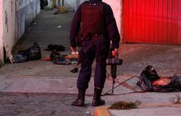 Mexico: Số vụ giết người chạm ngưỡng kỷ lục