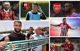 TỔNG HỢP Chuyển nhượng bóng đá châu Âu ngày 23/7: Fekir gia nhập Betis, Arsenal nâng giá hỏi mua Zaha