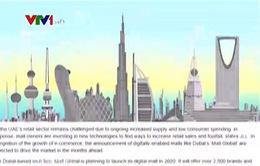 Mô hình trung tâm thương mại thời đại công nghệ tại Trung Đông