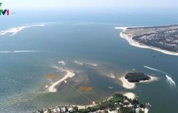 Cấm các hoạt động dã ngoại ở cồn cát Cửa Đại