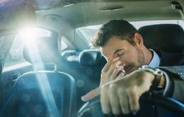 Lưu ý thời điểm dễ mất tập trung các tài xế cần biết