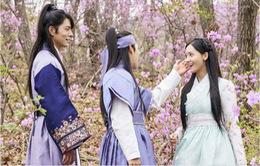 YoonA xinh đẹp, vướng mối tình tay ba trong phim mới Khi nhà vua yêu