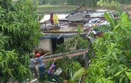 8 ngày, hàng trăm căn nhà bị sập tại Đồng Tháp
