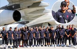 Sau chấn thương, Neymar lại về hội quân với PSG