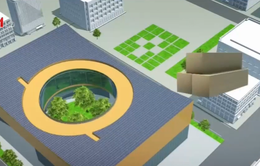 Bảo tàng được cung cấp bằng năng lượng tái tạo