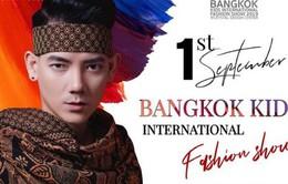 NTK Đắc Ngọc sẽ tham dự Bangkok International Kids Fashion Week 2019