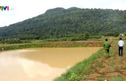 Đi bắt ốc, 2 em nhỏ ở Bình Phước bị đuối nước