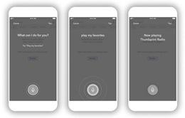 Pandora trình làng trợ lý ảo giọng nói trên iOS và Android