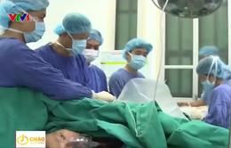Nhiều người bị sỏi thận nhập viện trong tình trạng sỏi to