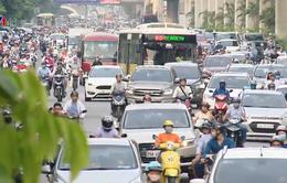Hà Nội loay hoay tìm giải pháp giảm ùn tắc giao thông