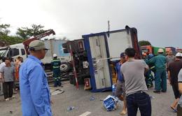 """Xe tải đè chết 5 người ở Hải Dương: Tài xế khai """"đạp phanh không ăn"""""""