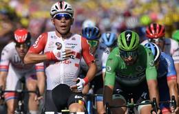 Caleb Ewan về nhất chặng 16 Tour de France 2019